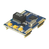 ATC-1000M Low Cost TCP/IP To Serial Embedded Module -0